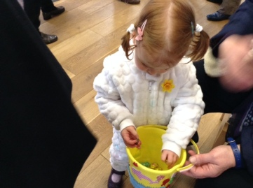 Counting eggs March 26th 2016