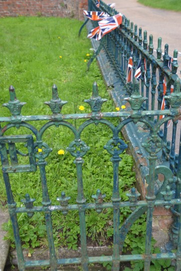 Decoraive Victorian Railings