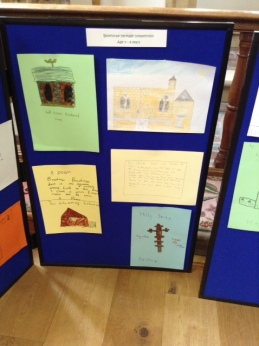 Heritage Competition 1 March 26th 2016